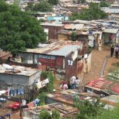 Soweto informal community